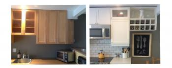 Jessop Avenue, Schomberg Kitchen Renovation
