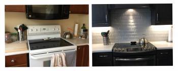 Loraview Lane, Aurora, Kitchen Renovation