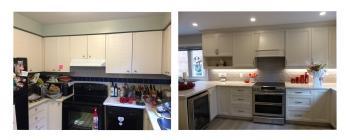 Meadow Wood Drive, Aurora Kitchen Renovation