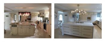 St. John's Side Road, Stouffville Kitchen Design