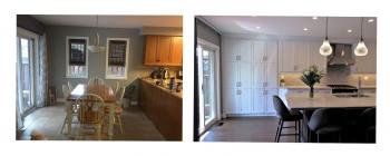 Robert Plunkett Drive, Keswick Kitchen Renovation