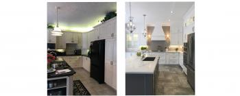 Coventry Hill Trail, Newmarket Kitchen Renovation