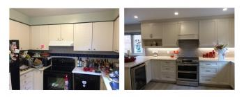 Meadow Wood Drive, Aurora Kitchen Renovation