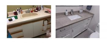 Holland Landing, Bathroom Renovation