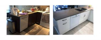 Coleridge Drive, Newmarket Kitchen Renovation