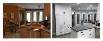 Binns Avenue, Newmarket, Kitchen Renovation