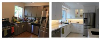 Hillview Drive, Newmarket Kitchen Renovation