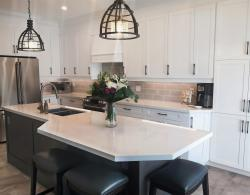 Barrie Kitchen Renovation Kestle Interiors Newmarket
