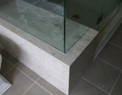 Quartz seating is thermostatically controlled.