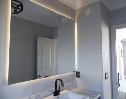 Colonel Wayling Blvd Powder Room Renovation